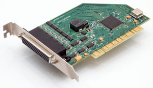 Asynchronous Adapter Omega2-PCI